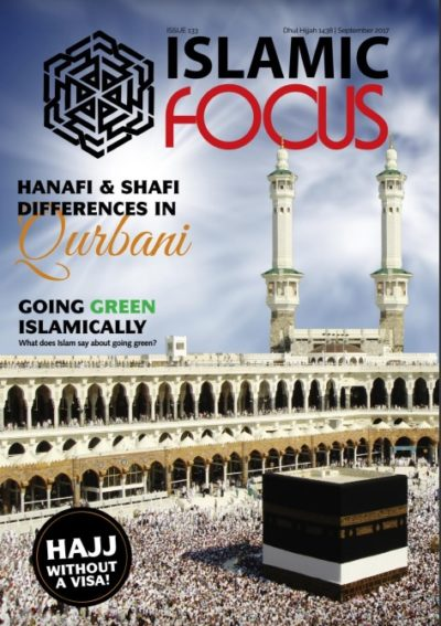 Islamic Focus Issue 133