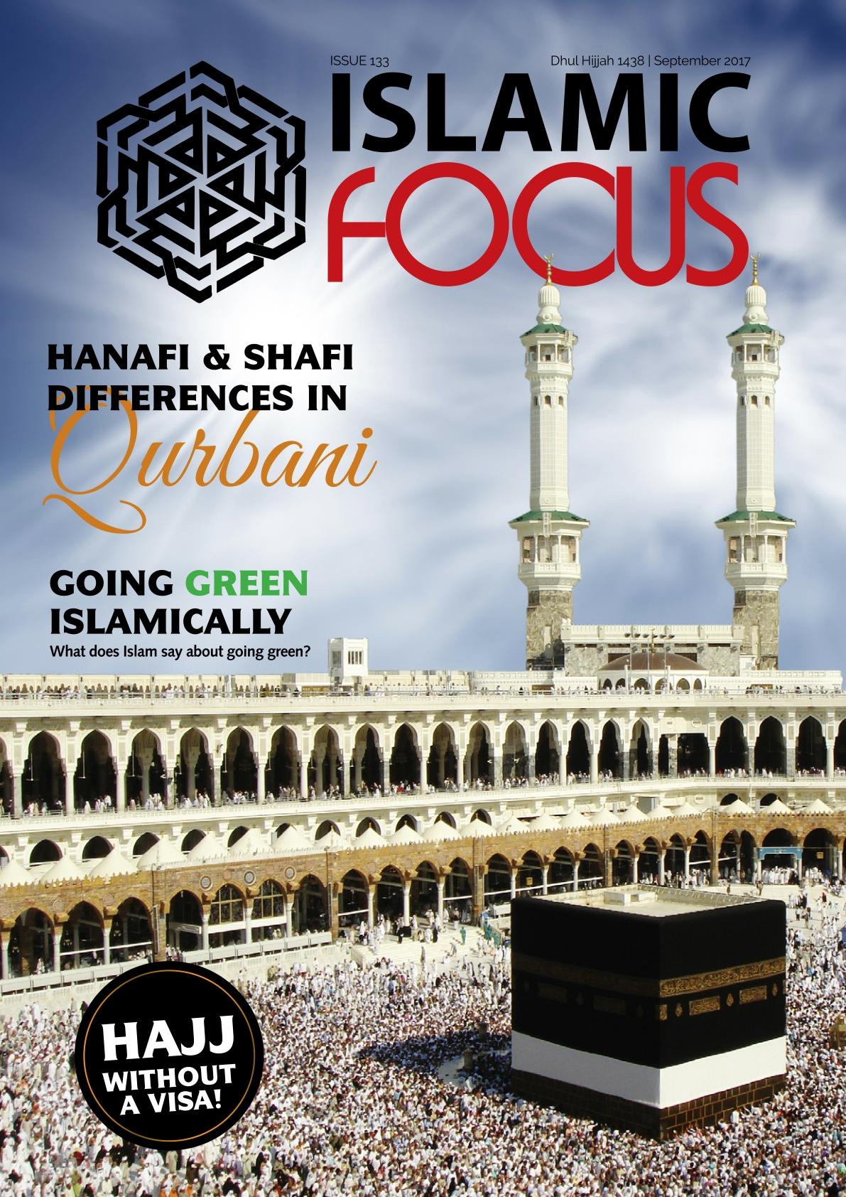 Islamic Focus Issue 133